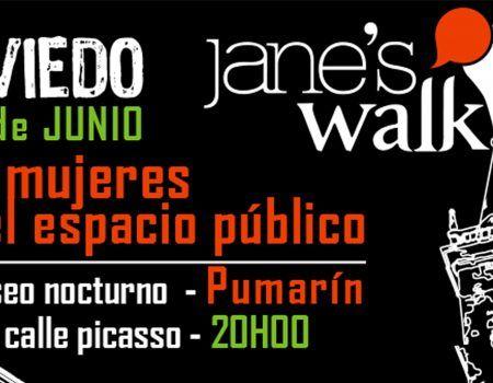 I PASEO DE JANE EN OVIEDO