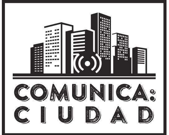 Comunica:Ciudad | Participación Ciudadana y Comunicación Urbana
