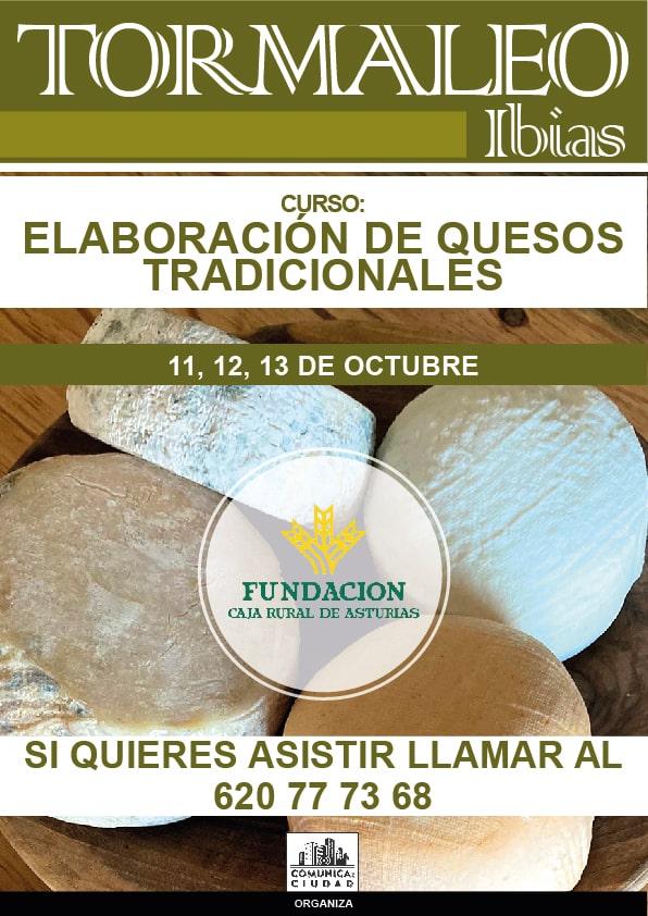 tormaleo y comunica ciudad curso quesos